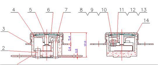 九,内部结构图
