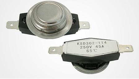 大功率温控器KSD302