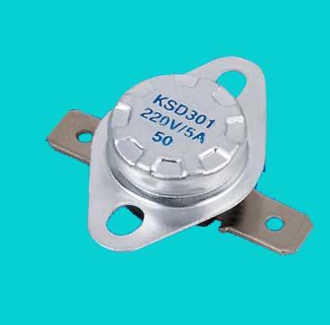 KSD301系列突跳式温控开关/温控器