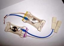 KSD301系列突跳式温控开关/温控器-接线图
